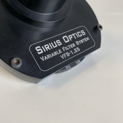 Sirius Optics Variable...