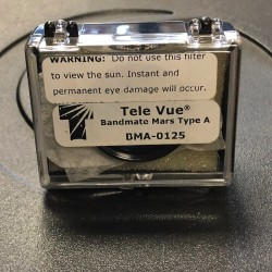 Tele Vue offers the...